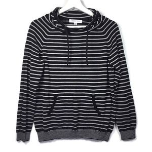 Amour Vert Kaitlyn striped sweater